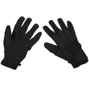 "MFH High Defence MFH High Defence - Vinger handschoenen  -  ""Worker light""  -  Zwart"