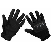 """MFH High Defence MFH High Defence - Tactical Handschuhe -  """"Mission"""" -  schwarz"""
