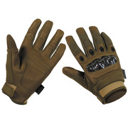 """MFH High Defence MFH High Defence - Tactical Handschuhe -  """"Mission"""" -  coyote tan"""