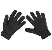 """MFH Outdoor MFH - Fingerhandschuhe -  """"Combat"""" -  Neopren -  schwarz"""