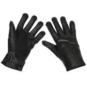 MFH Outdoor MFH - BW Lederhandschuhe -   -  schwarz