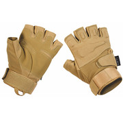 """MFH High Defence MFH High Defence - Tactical Handschuhe - """"Pro"""" -  ohne Finger -  coyote tan"""