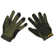 MFH Outdoor MFH - Neopreen vinger handschoenen  -  Legergroen