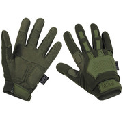 """MFH High Defence MFH High Defence - Tactical Handschuhe -  """"Action"""" -  oliv"""