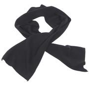 ProCompany ProCompany - Fleece sjaal  -  Zwart  -  160 x 25 cm