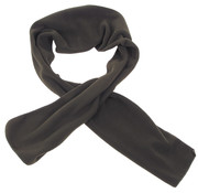 ProCompany ProCompany - Fleece sjaal  -  Legergroen  -  160 x 25 cm