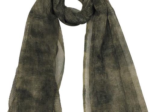 MFH Outdoor MFH - Mesh sjaal  -  HDT camo  -  190 x 90 cm