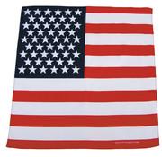 MFH Outdoor MFH - Bandana  -  U.S.A. vlag  -  55 x 55 cm