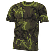 "MFH Outdoor MFH - Kinder T-Shirt -  ""Basic"" -  M 95 CZ tarn -  140-145 g/m²"