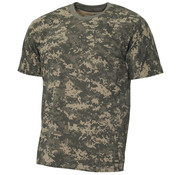 "MFH Outdoor MFH - Kinder T-Shirt -  ""Basic"" -  AT-digital -  140-145 g/m²"