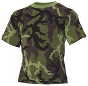 MFH Outdoor MFH - Kinder T-shirt  -  M 95 CZ camo  -  170 g/m2