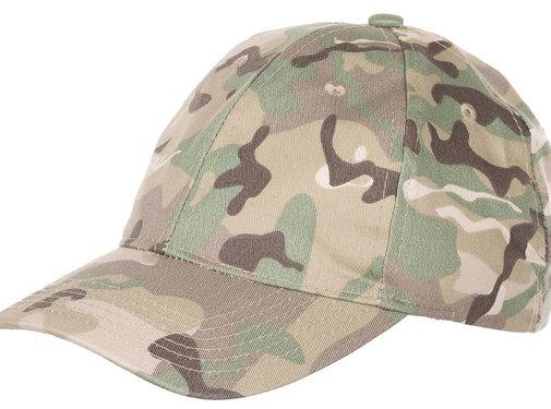 MFH Outdoor MFH - Kinder BB Cap -  mit Schild -  größenverst. -  operation-camo