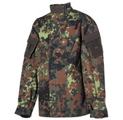 MFH Outdoor MFH - Kinder-Anzug -  ACU -  Rip Stop -  Hose und Jacke -  flecktarn