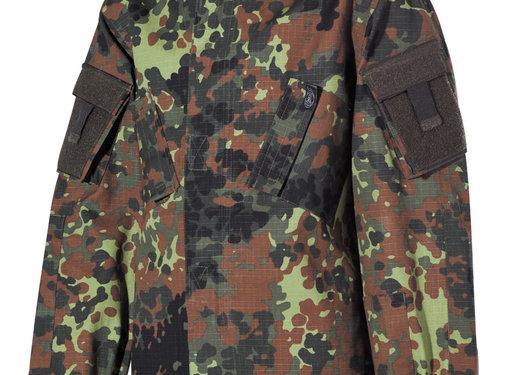 MFH Outdoor MFH - US ACU Kinder pak  -  Broek en jas  -  Vlekken camouflage