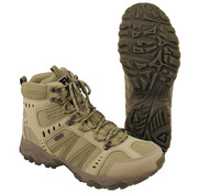 """MFH High Defence MFH High Defence - Combat Boots  -  """"Tactical""""  -  Coyote tan"""