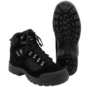 """MFH High Defence MFH High Defence - Combat Boots  -  """"Security""""  -  Zwart"""