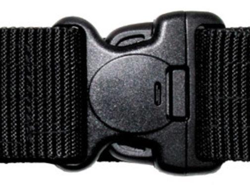 "MFH Outdoor MFH - Webbelt  -  ""Enforcement""  -  Zwart  -  ca. 5  -  5 cm"