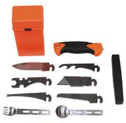 "MFH Outdoor MFH - Survival Kit  -  ""Special""  -  27-delige  -  Oranje"