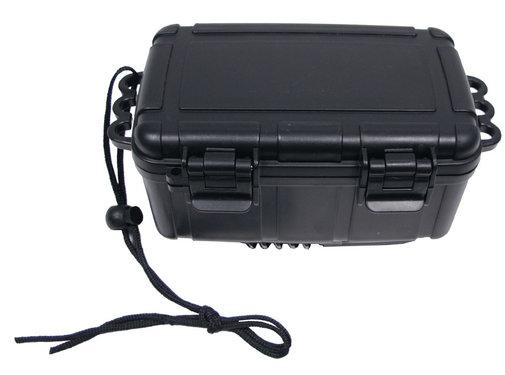 MFH Outdoor MFH - Box  -  Kunststof  -  Waterdicht  -  met inleg  -  Zwart