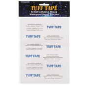 Stormsure Stormsure - STORMSURE (STORMSURE)  -  TUFF-tape  -  Patchset  -  Grote