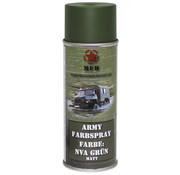 MFH Outdoor MFH - Army Farbspray -  NVA GRÜN -  matt -  400 ml