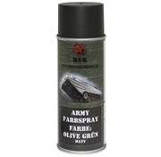 MFH Outdoor MFH - Army Farbspray -  OLIV GRÜN -  matt -  400 ml
