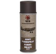 MFH Outdoor MFH - Leger Spray Paint  -  Brown  -  Matteüs  -  400 ml