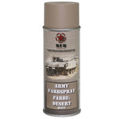 MFH Outdoor MFH - Army Farbspray -  DESERT -  matt -  400 ml