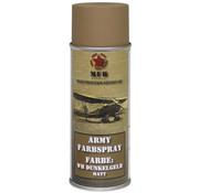 MFH Outdoor MFH - Army Farbspray -  WH DUNKELGELB -  matt -  400 ml