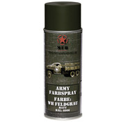 MFH Outdoor MFH - Army Farbspray -  WH FELDGRAU -  matt -  400 ml