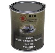 MFH Outdoor MFH - De Vernis van het leger  -  NVA GROEN  -  Matteüs  -    -  1 l
