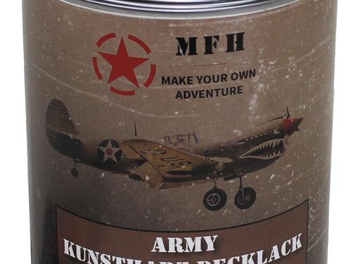 MFH Outdoor MFH - De Vernis van het leger  -  Brown  -  Matteüs  -    -  1 l