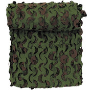 MFH Outdoor MFH - GB Camo Net  -  2 x 3 m  -  Dpm  -  brandvertragend