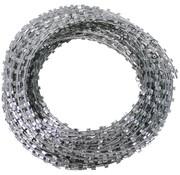 Max Fuchs Max Fuchs - Prikkeldraad  -  Gegalvaniseerd metaal  -  ca. 50 m  -  diameter 30 cm