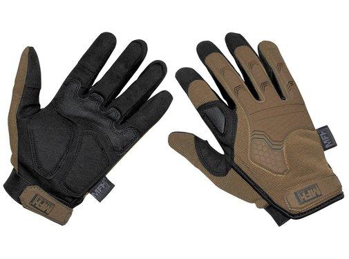 "MFH High Defence MFH High Defence - Tactische handschoenen  -  ""Attack""  -  Coyote tan"