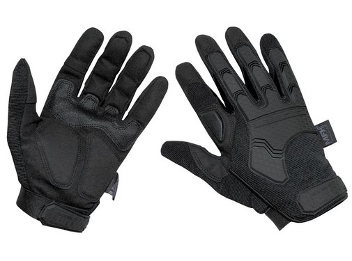 "MFH High Defence MFH High Defence - Tactische handschoenen  -  ""Attack""  -  Zwart"
