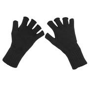MFH Outdoor MFH - Gebreide vingerloze handschoenen  -  Zwart