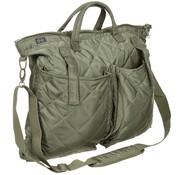 MFH Outdoor MFH - Army schoudertas - tas voor pilotenhelm -  legergroen