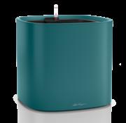Lechuza Lechuza - plantenbak PILA COLOR 35 petrol blue ALL-IN-ONE set