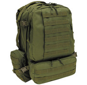 "MFH MFH - IT Rugzak  -  OD groen  -  ""Tactical-Modular"""