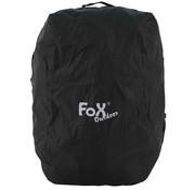 "Fox Outdoor Fox Outdoor - Rucksacküberzug -  ""Transit I"" -  schwarz -  80-100 l"