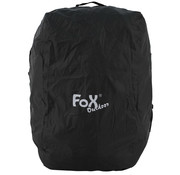 "Fox Outdoor Fox Outdoor - Rugzak cover  -  ""Transit I""  -  Zwarte  -  80-100 l"