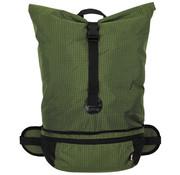 Fox Outdoor Fox Outdoor - Rucksack -  faltbar -  35 l -  oliv -  Rip Stop -  Nylon