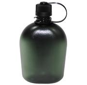 MFH MFH - US Feldflasche -  GEN II -  1 l -  oliv-transparent -  BPA-frei