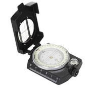 "Fox Outdoor Fox Outdoor - Kompas  -  ""Precision""  -  metalen behuizing"