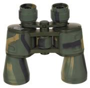 MFH MFH - Verrekijker  -  Opvouwbaar  -  10 x 50  -  Woodland  -  Ruby lens