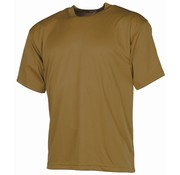 "MFH Outdoor MFH - T-shirt  -  ""Tactical""  -  Coyote tan"