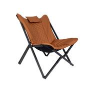 Bo-Camp Bo-Camp - Industrial - Relaxstoel - Molfat - Clay