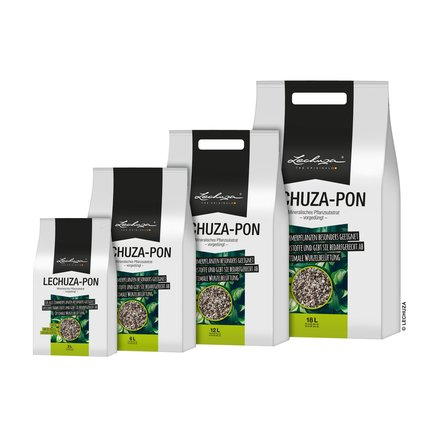 Lechuza PON plantensubstraten