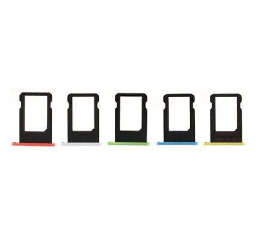 iPhone 5c simkaarthouder